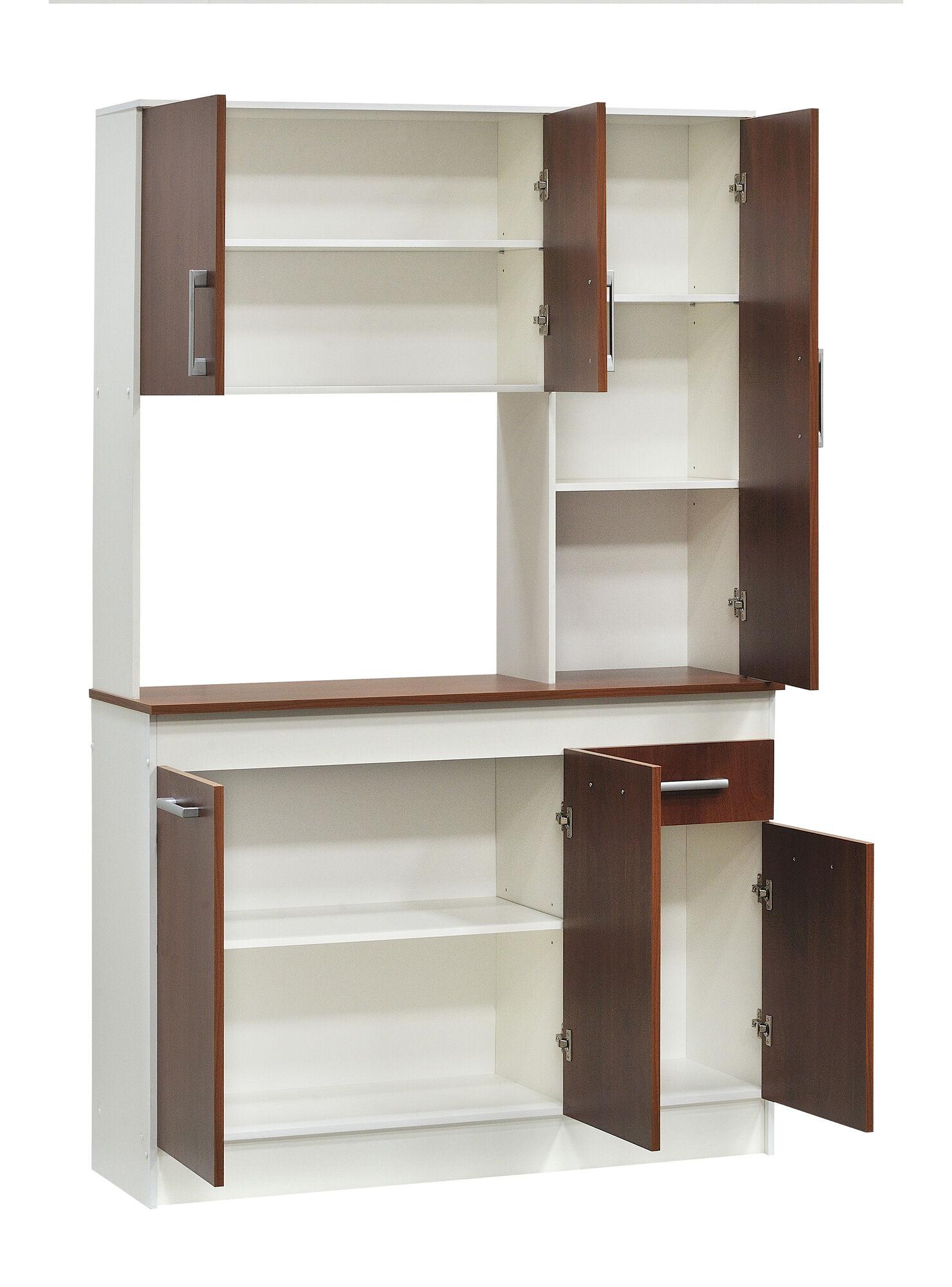 Kit Mueble de Cocina 6 Puertas 110x38x180 cm Mobikit en Muebles de ...