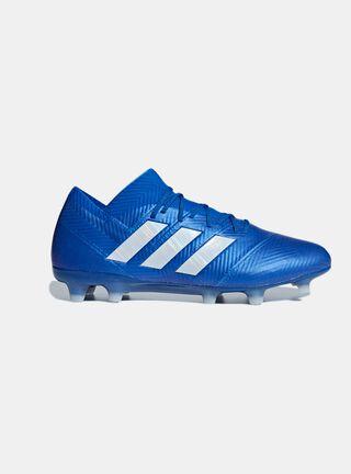 Zapatilla Adidas Nemeziz 18.1 Fútbol Hombre,Azul,hi-res