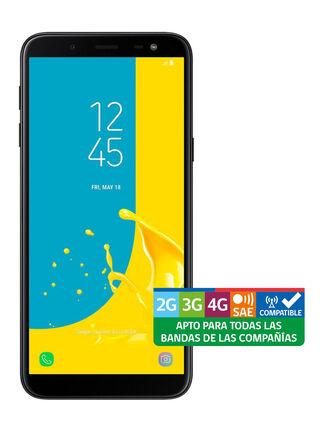 Smartphone Samsung Galaxy J6 Negro Liberado,,hi-res