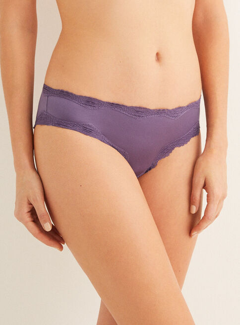 Calz%C3%B3n%20First%20Round%20Brasilien%20Wide%20Morado%20Women'Secret%2CGuinda%2Chi-res