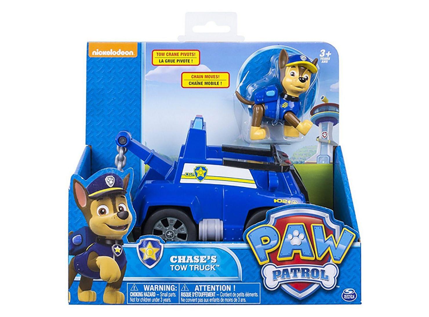 Auto Juguetes NiñosParis Figura Chase Patrol En Otros Policía Paw I7mbfyv6gY