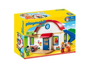 Casa Moderna Playmobil,,hi-res