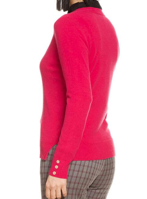 Sweater%20Tejido%20Cuello%20V%20Liola%2CFucsia%2Chi-res