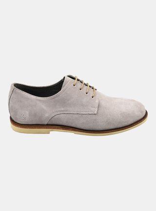 Zapato MR&MS Capri Chicago Vestir,Ceniza,hi-res