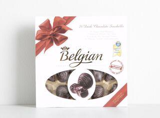 Bombones Dark Seashell 250 gr Belgian,,hi-res