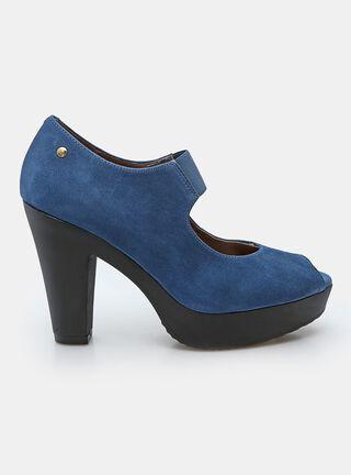 Zapato Victoria de Bocca VB4029PA Piel Vestir,Azul Petróleo,hi-res