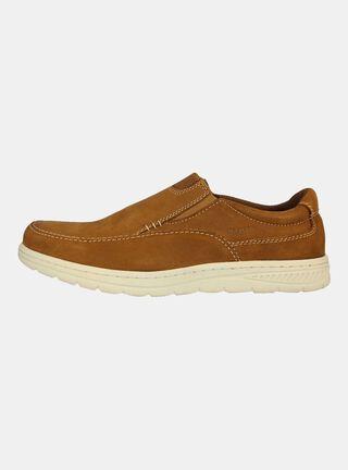 Zapato Fagus Beige Casual,Crema,hi-res