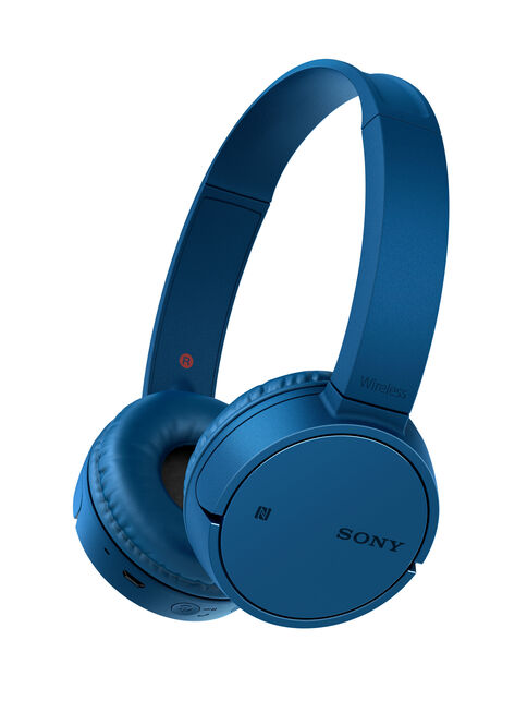 Audífonos Sony WH-CH500/LC UC Azul Bluetooth