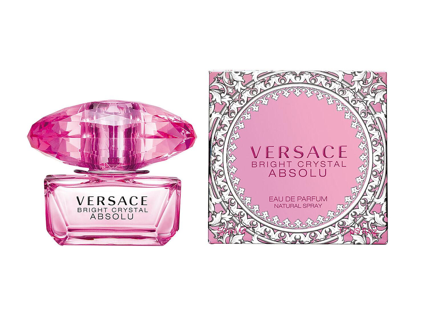 87c0b4c46 Perfume Versace Bright Crystal Absolu 50 ml EDT Edición Limitada en ...