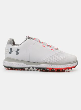 Zapatilla Under Armour Colo Colo Golf Mujer,Blanco,hi-res