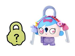 Figura Lock Stars Blue Haired Hasbro,,hi-res