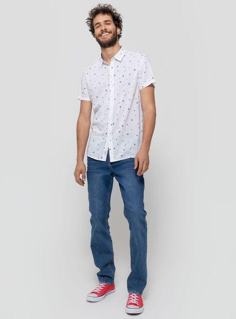 Jeans%20B%C3%A1sico%20Slim%20Azul%20Medio%20Foster%2CAzul%2Chi-res