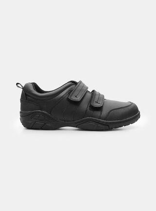 Zapatos Colloky B Escolar Niño,Negro,hi-res