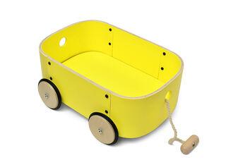 Carro de Madera Lupe Amarillo Roda,,hi-res