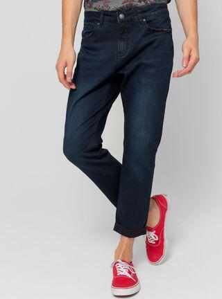 Jeans Básico Foster,Azul Oscuro,hi-res