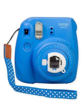 Camara Instax Mini 9 Azul Fuji Film,,hi-res