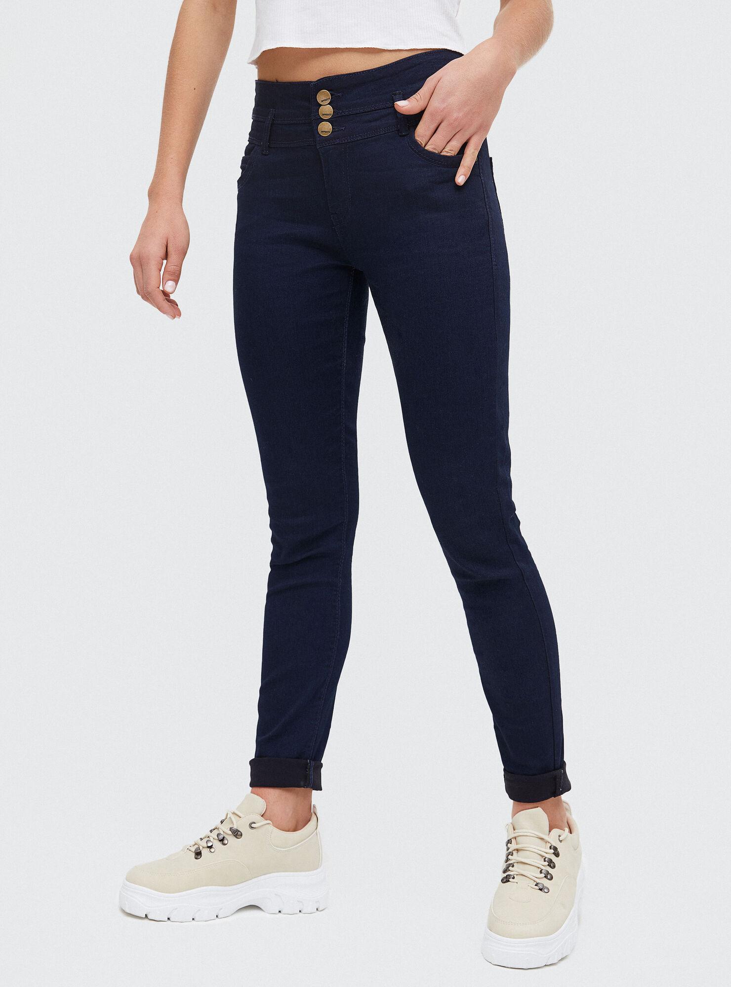 reputable site 172d2 811b9 Jeans 3 Botones Push Up Opposite