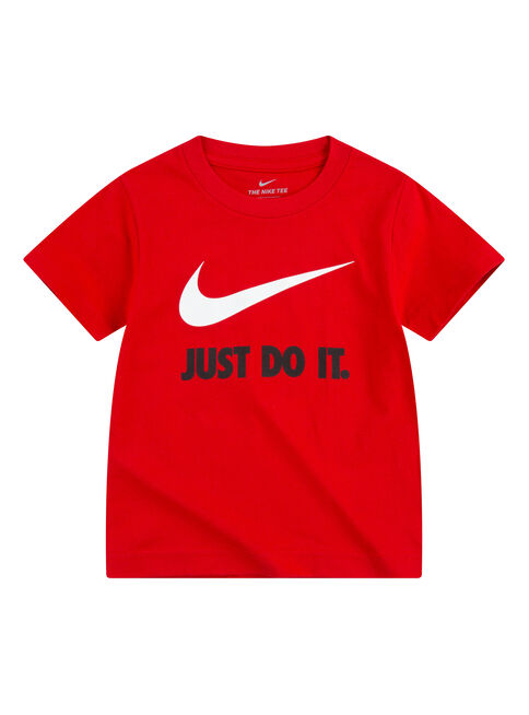 Polera%20Ni%C3%B1os%20Just%20Do%20It%20Frontal%20Roja%20Nike%2CRojo%2Chi-res
