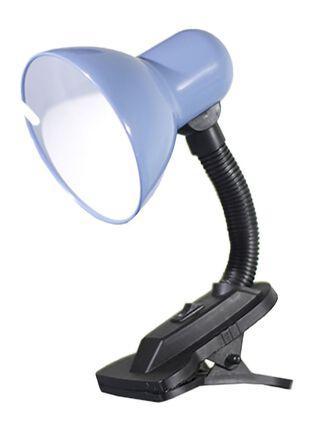 Lámpara de Mesa Attimo Metal Azul 26 cm,,hi-res
