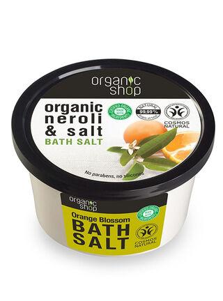 Sal de Baño Naranja 250 gr Organic Shop,,hi-res