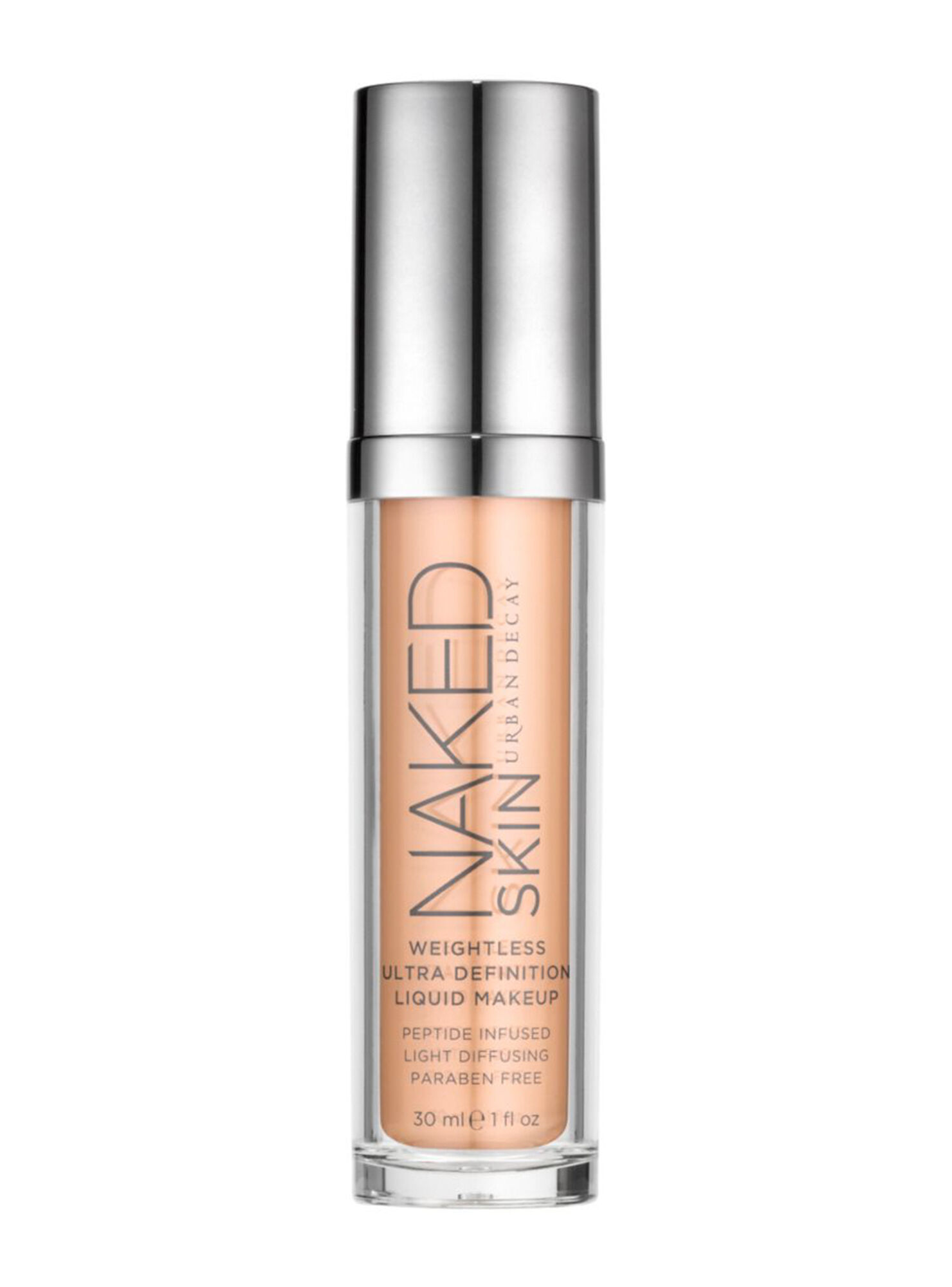 Base Maquillaje Líquida Naked 0.5 Urban Decay - Maquillaje