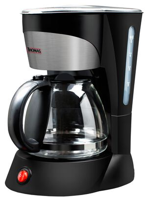 CAFETERA CON FILTRO THOMAS TH-130 1 L