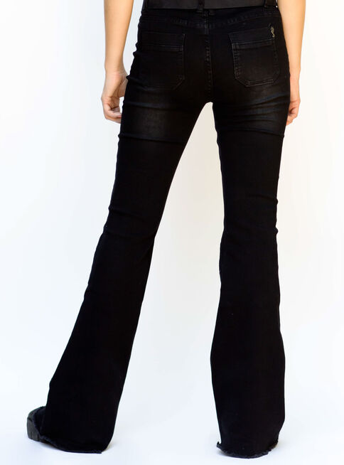 Jeans%20Flare%20Tiro%20Medio%20Flo%20C%20Lolita%20Pocket%2CNegro%2Chi-res