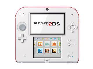 Consola Nintendo 2DS Rojo + Juego New Super Mario Bros 2,,hi-res