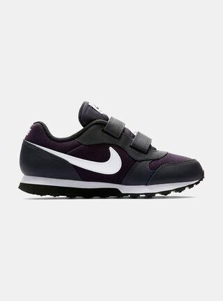 Zapatilla Nike MD Urbana Niño,Negro,hi-res