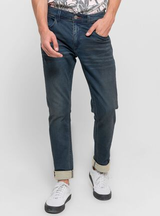 Jeans Clásico Wrangler,Azul Petróleo,hi-res