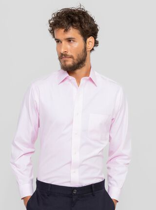 Camisa Slim Lisa Brooks Brothers,Rosado,hi-res