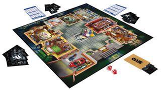 Juego Clue El Juego Clásico de Misterio Hasbro Gaming,,hi-res