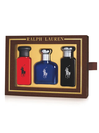 Set Perfume Ralph Lauren Polo Blue EDT 40 ml,,hi-res