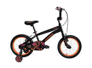 Bicicleta BMX Oxford Spine Aro 16 Hasta 120 cm,Naranjo,hi-res
