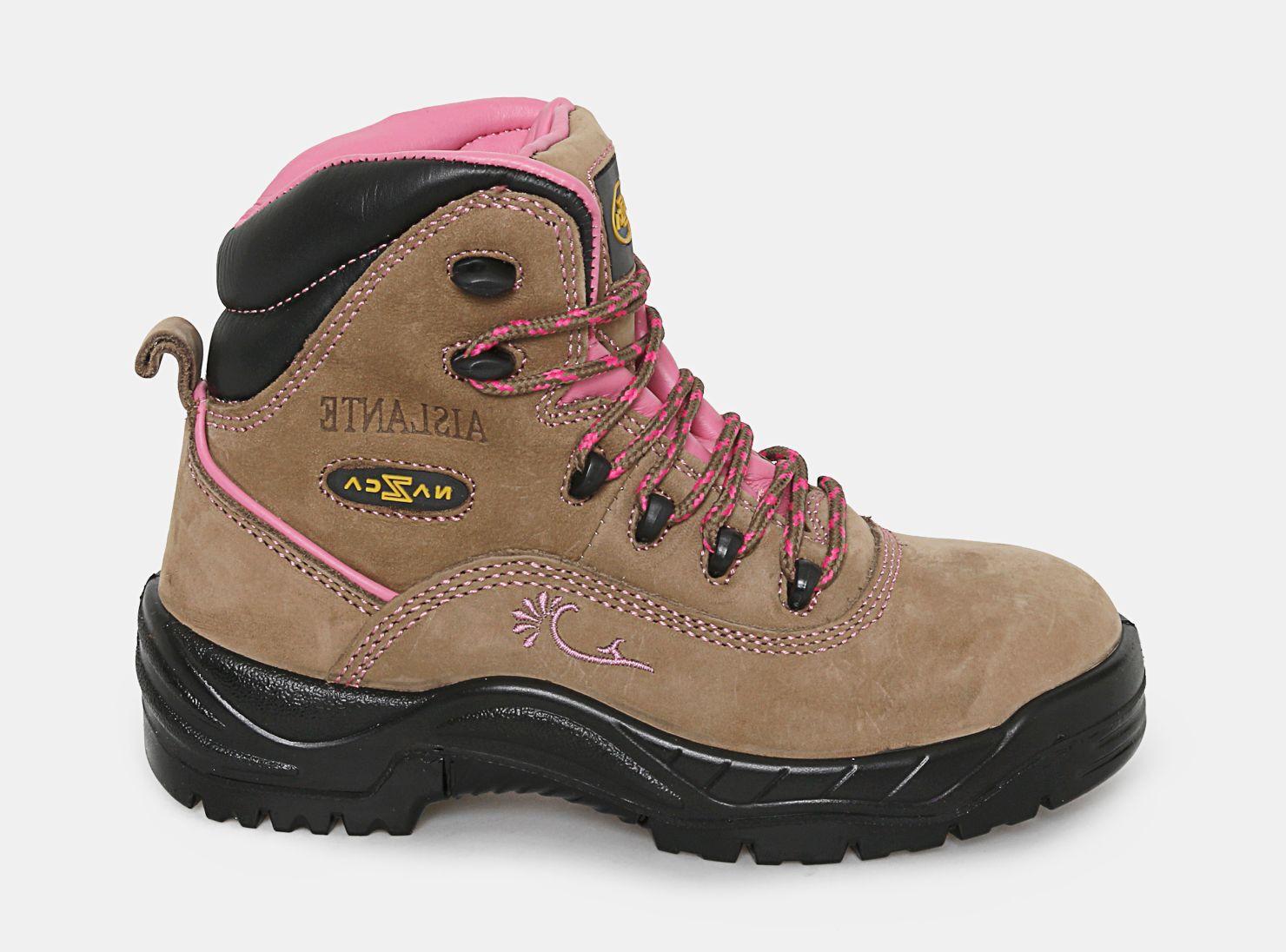 zapatos de seguridad mujer adidas