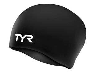 Gorra Long Hair Wrinkle Free Adulto TYR,Blanco,hi-res