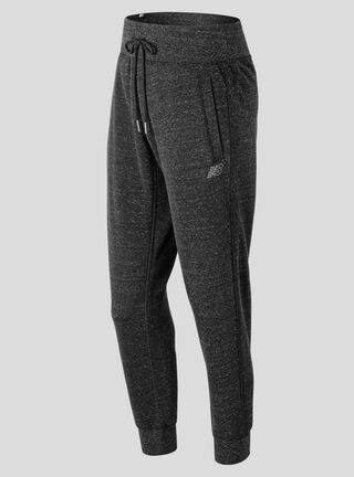 Pantalón Deportivo Mujer New Balance,Negro,hi-res