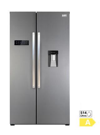 Refrigerador No Frost SBS Oster OSBSBS21SSEHD 514 Lt,,hi-res