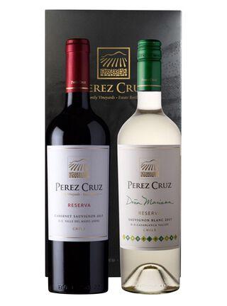 Pack 2 Vinos Cabernet + Sauvignon Blanco Perez Cruz,,hi-res