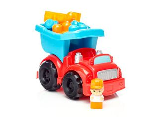 Camión de Basura Megablocks Fisher Price,,hi-res