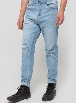 Jeans Roturas Full JJO,Celeste,hi-res
