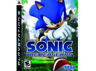 Juego PS3 Sonic The hedgehog,,hi-res