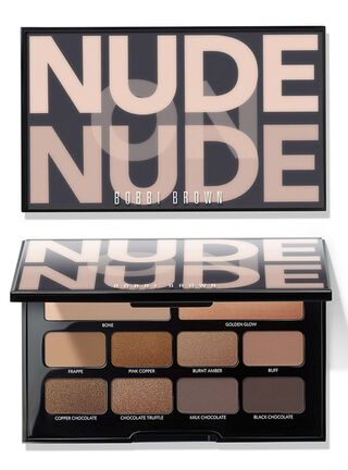 Paleta de Sombras Nude On Nude Palette Warm Bobbi Brown,,hi-res