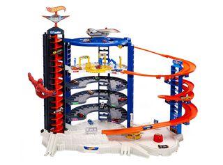 Super Garage Hot Wheels,,hi-res