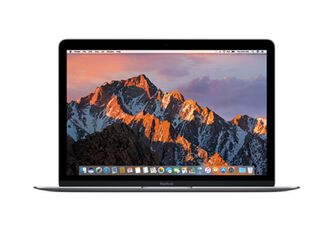 "Macbook Intel Core m3 8GB RAM/256GB SSD 12"" Grey,,hi-res"