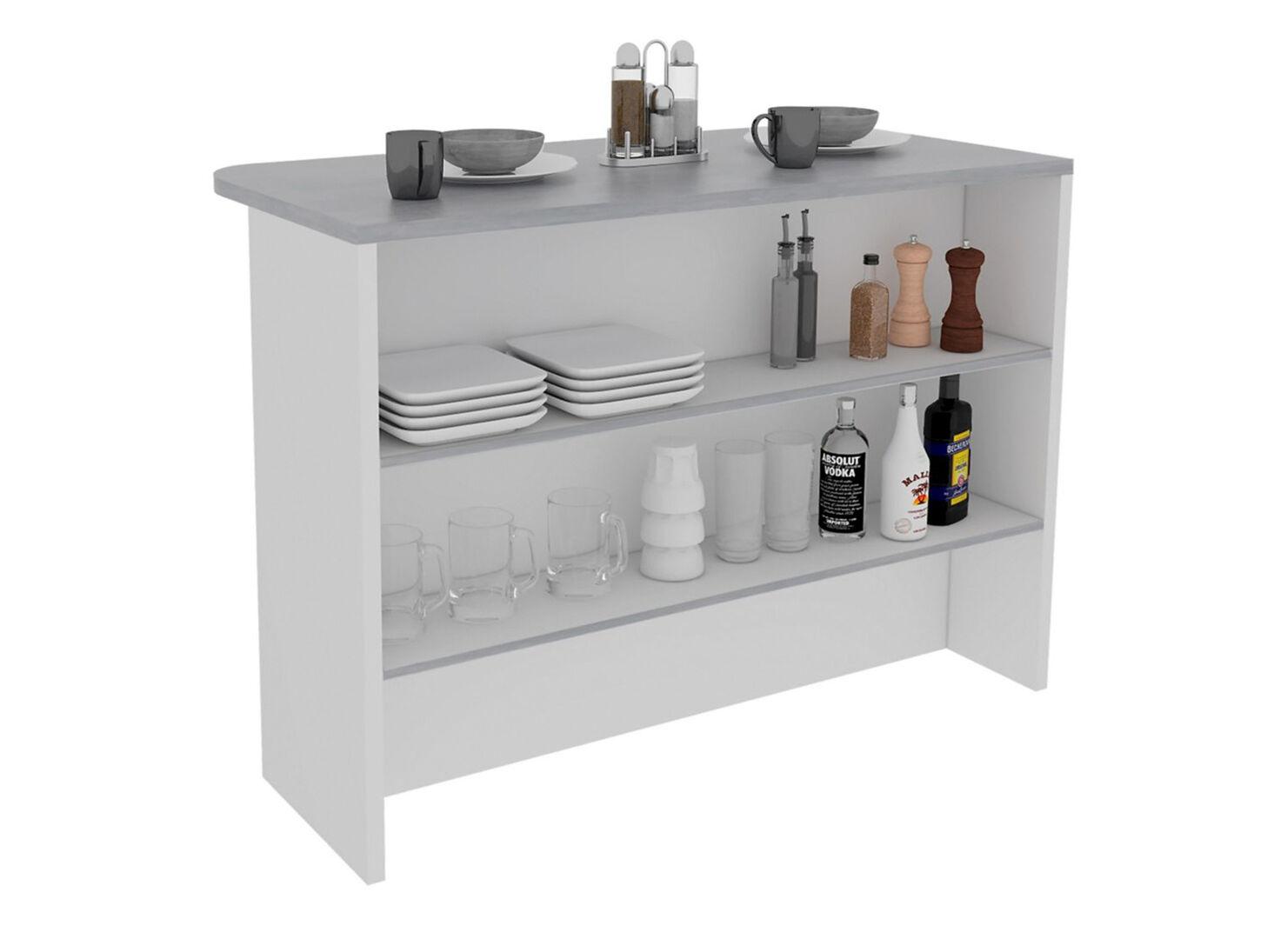 Mueble de Cocina Auxiliar Fendi TuHome