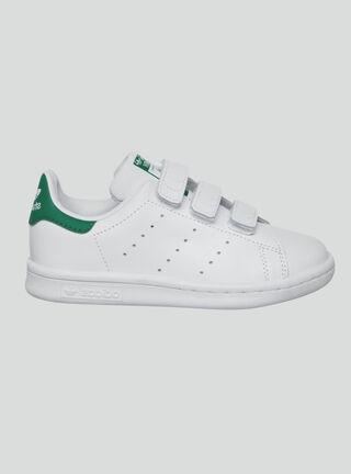 Zapatilla Niño Stan Smith CF Blanca T28 a T35 Adidas,Blanco,hi-res