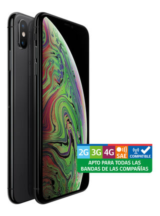 "iPhone XS Max 64GB Space Grey 6,5"" Liberado,,hi-res"