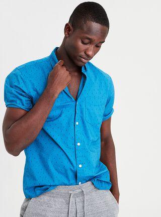 Camisa Print American Eagle,Verde Pastel,hi-res