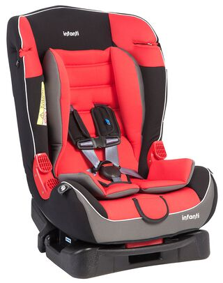 Infanti Silla Auto Convertible V3E Rojo,,hi-res